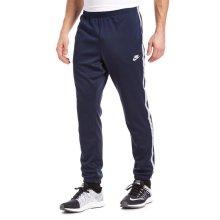 Nike Tribute Skinny Poly Track Pants Mens Bottom Trousers Navy