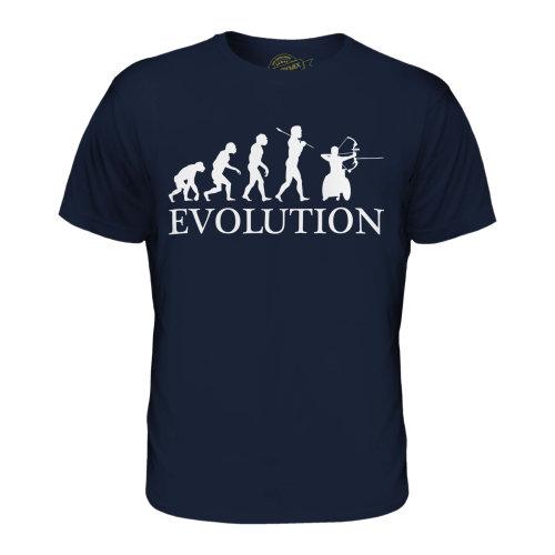 Candymix - Wheelchair Archery Evolution - Men's T-Shirt Top