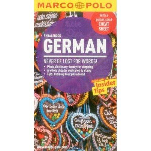 German Marco Polo Phrasebook