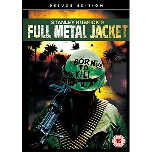 Full Metal Jacket - Deluxe Edition DVD [2008]