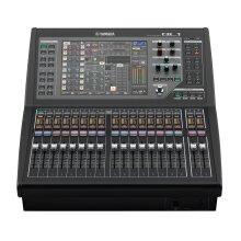 Yamaha QL1 audio mixer 40 channels Black