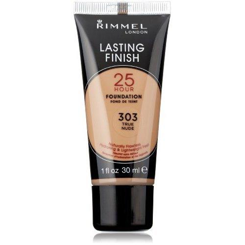 Rimmel Lasting Finish 25 Hour Liquid Foundation True Nude