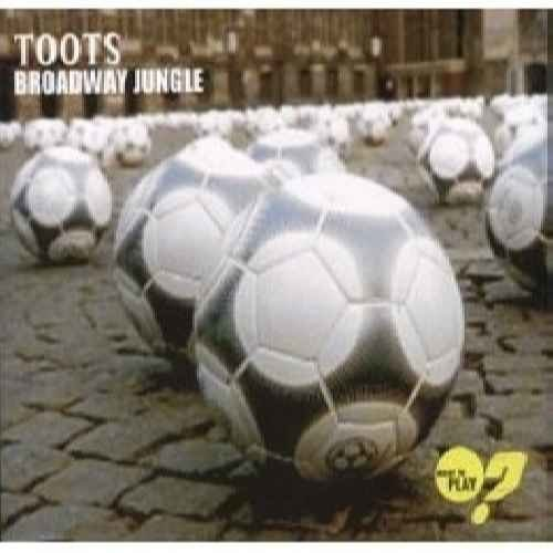 Broadway Jungle - Toots Hibbert CDS