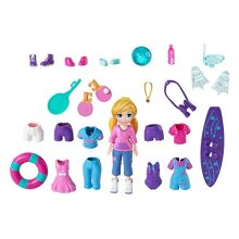 Mattel GBF86 Polly Pocket Active Pack Multicoloured