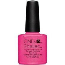 CND - Shellac Future Fuchsia (0.25 oz)