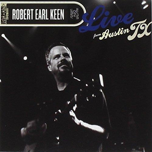Robert Earl Keen - Live From Austin TX (Bonus DVD) [CD]