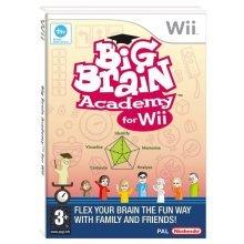 Wii - Big Brain Academy (Wii) - Used