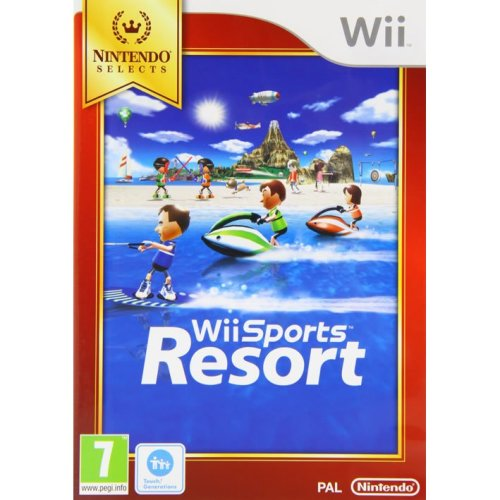 Nintendo Selects Sports Resort Wii