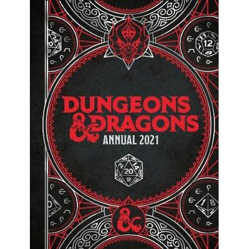 Dungeons & Dragons Annual 2021