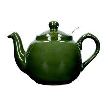 London Pottery Farmhouse 2 Cup Teapot Green