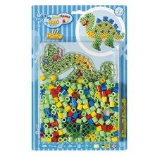 Hama 10.8909 Maxi Beads Dinosaur Kit