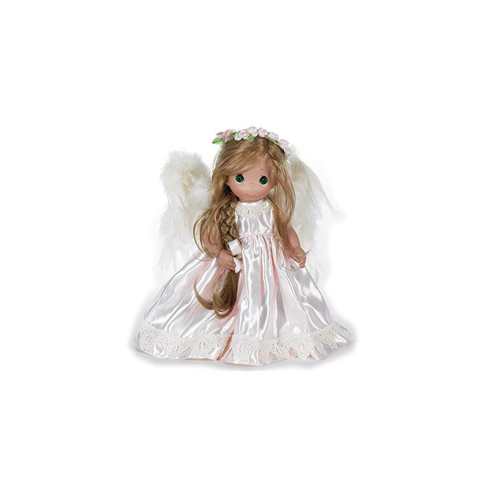 "Precious Moments Doll 16/"" My Guardian Angel Doll NEW"