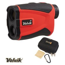 Volvik Laser Golf Range Finder Red
