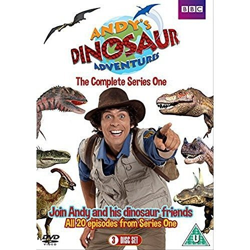 Andys Dinosaur Adventures - The Complete Series DVD [2014]