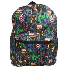 Marvel Avengers Backpack | Comic Strip Design