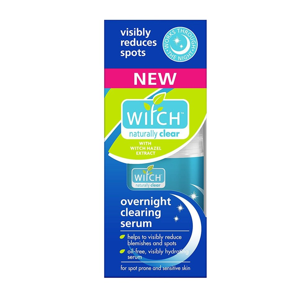 Witch Overnight Clearing Serum
