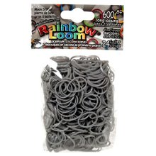 Rainbow Loom Moon Stone Rubber Bands Refill Pack 600 ct