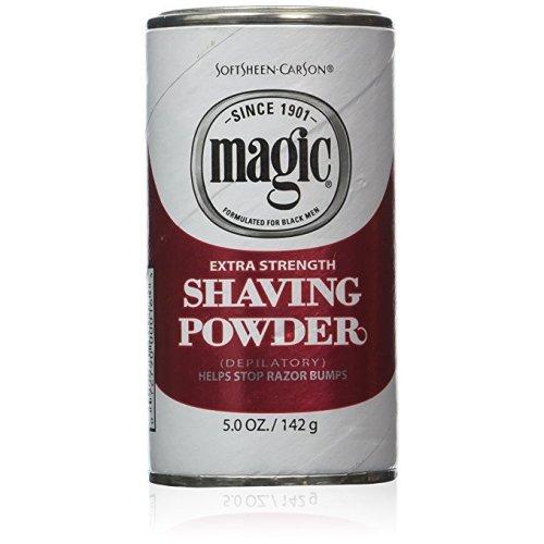 Magic Extra Strength Red Shaving Powder 142g Hair Removal Powder