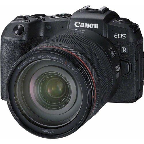 CANON EOS RP Body Black + RF 24-105mm F4L IS USM
