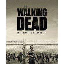 The Walking Dead: Seasons 1-7 (Blu-ray)