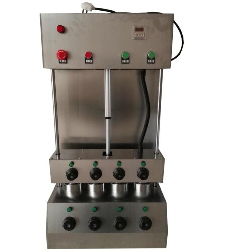 (220V) Pizza Machine And Oven Currency Combination