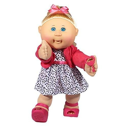 Cabbage Patch Kids 14 Kids Blonde Hair Blue Eye Girl Trendy
