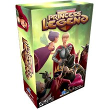 Blue Orange BLUPRI01 Princess Legend, Mixed Colours
