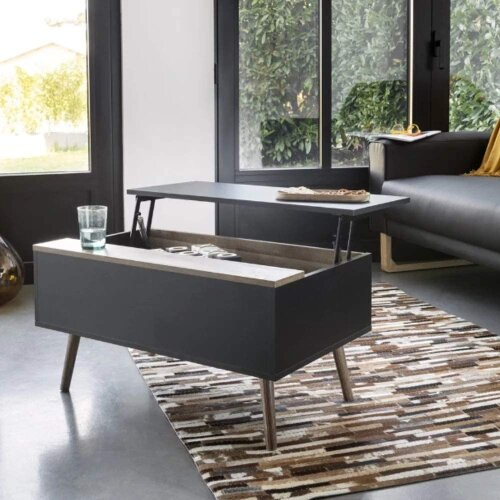 Large Lift Up Top Coffee Table for Living Room | Living Room Furniture