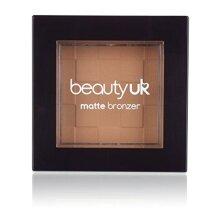 Beauty UK Cosmetics Matte Bronzer, Medium Number 1