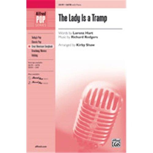 Alfred 00-38201 LADY IS A TRAMP-STRX CD