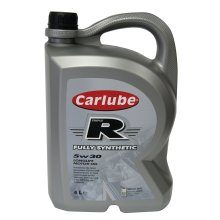 Carlube Triple R 5w30 Fully Synthetic Engine Oil - 4L
