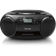 Philips CD Soundmachine Portable Stereo with DAB & FM Radio AZB500/12