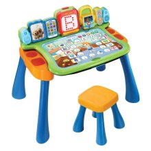 VTech 195803 Kids' Touch & Learn Activity Desk