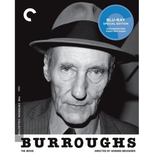 Burroughs - Criterion Collection Blu-Ray [2016]