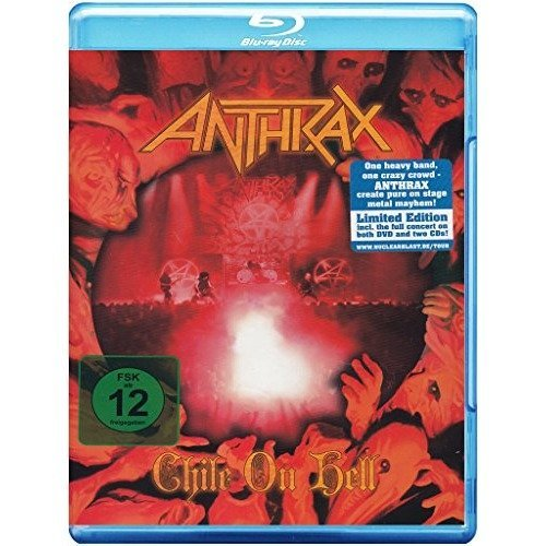 Anthrax - Chile on Hell (blu Ray/cd)
