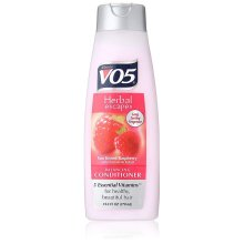 Alberto Vo5 Herbal Escapes Sun Kissed Raspberry Conditioner, 12.5 oz