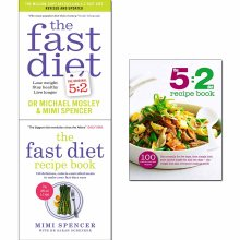 Fast Diet 3 Books Collection Set