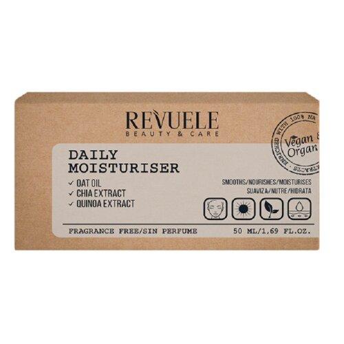 Revuele Vegan & Organic Daily Moisturiser 50ml
