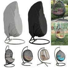 Garden Egg Single Cocoon Chair Cover Patio Outdoor Waterproof UV Dust Protector