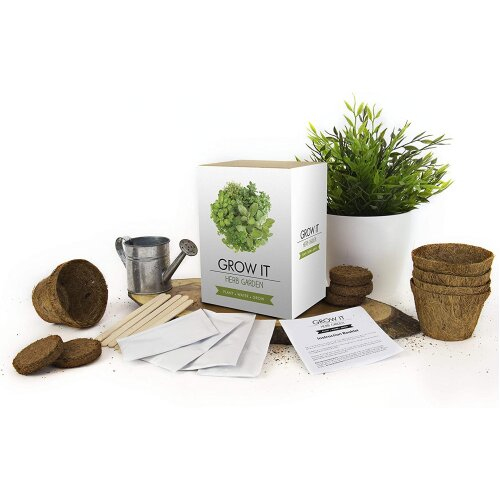 Gift Republic Grow It Herb Garden Gift Box