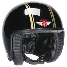 Davida Jet Standard TT Black / Gold PS