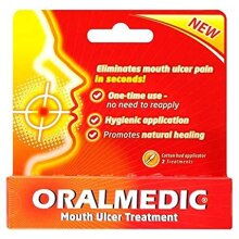 1 x Oralmedic ( 1 Single Box Containing Two Treatments)