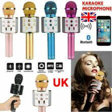 Wireless Karaoke Microphone for Kids - Best Gifts