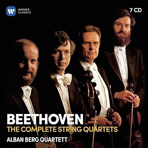 Alban Berg Quartett - Beethoven: The Complete String [CD]