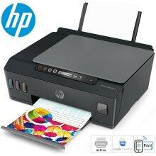 HP Smart Tank Plus 555 EcoTank WiFi All-in-One Inkjet Photo Printer