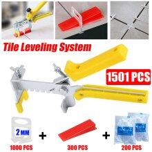 1501 Tile Leveling Spacer System Tool Wedges & Pliers Tiling Kit