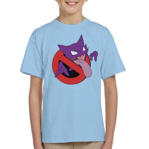 Haunter Ghostbuster Pokemon Kid's T-Shirt