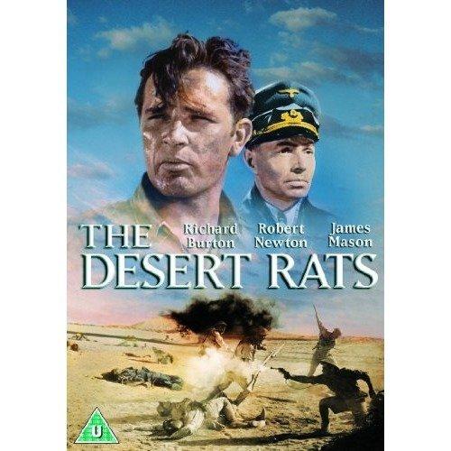 The Desert Rats DVD [2012]