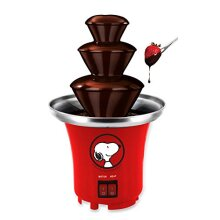 Smart Planet SFF-1 Peanuts Snoopy Chocolate Fountain Red