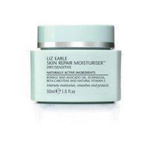 Liz Earle Skin Repair Moisturiser Dry/sensitive 50ml jar